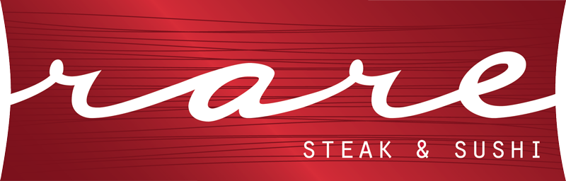 Rare Steak & Sushi logo